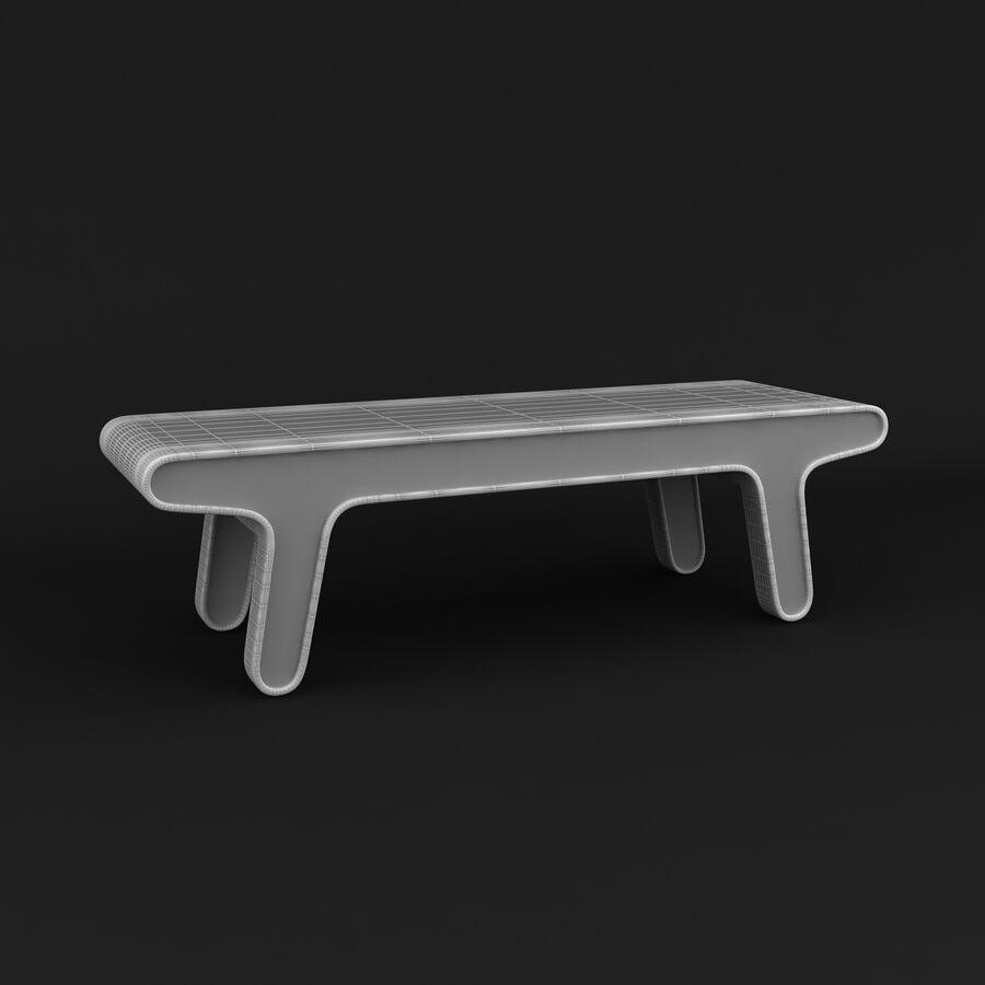Collection de meubles royalty-free 3d model - Preview no. 98