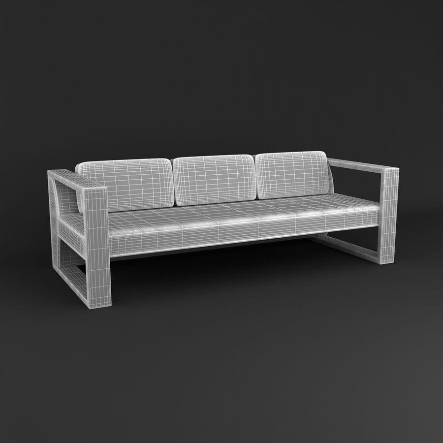 Collection de meubles royalty-free 3d model - Preview no. 187
