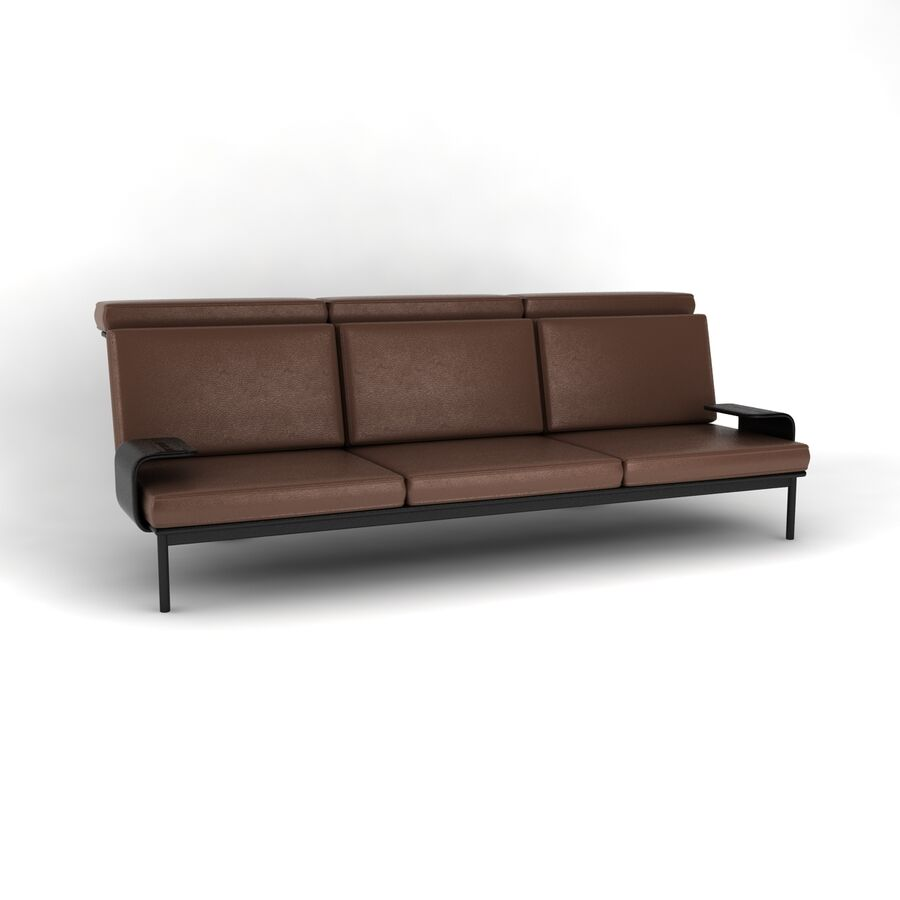 Collection de meubles royalty-free 3d model - Preview no. 169
