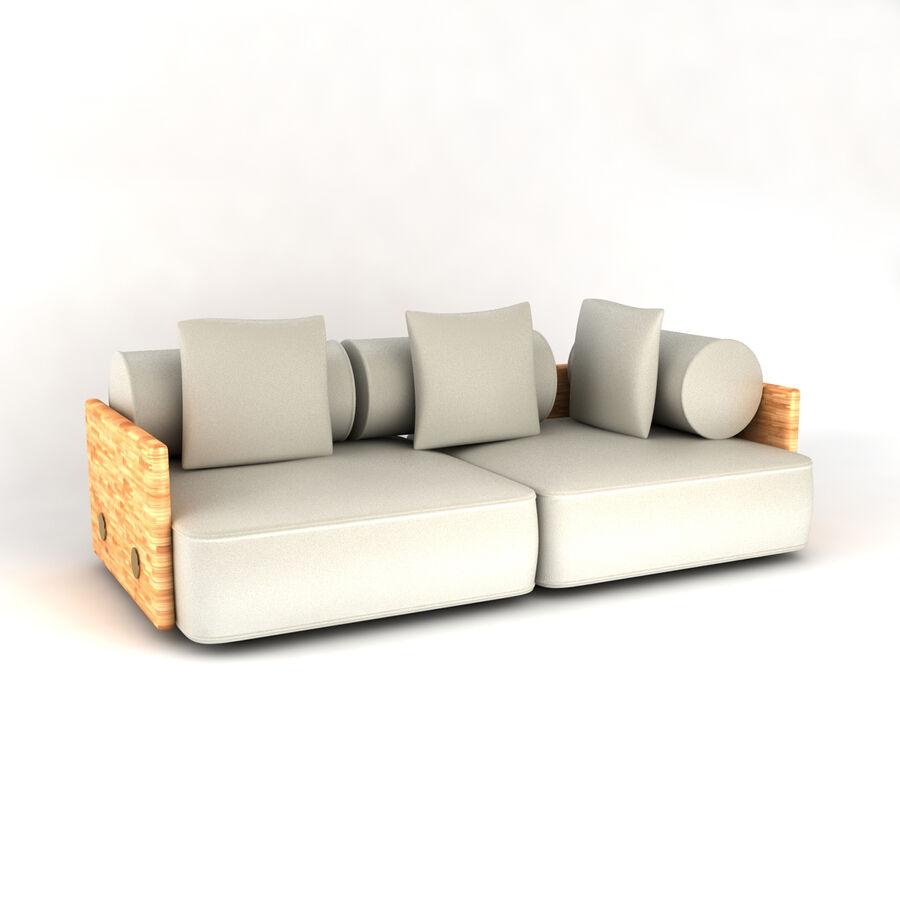 Collection de meubles royalty-free 3d model - Preview no. 153