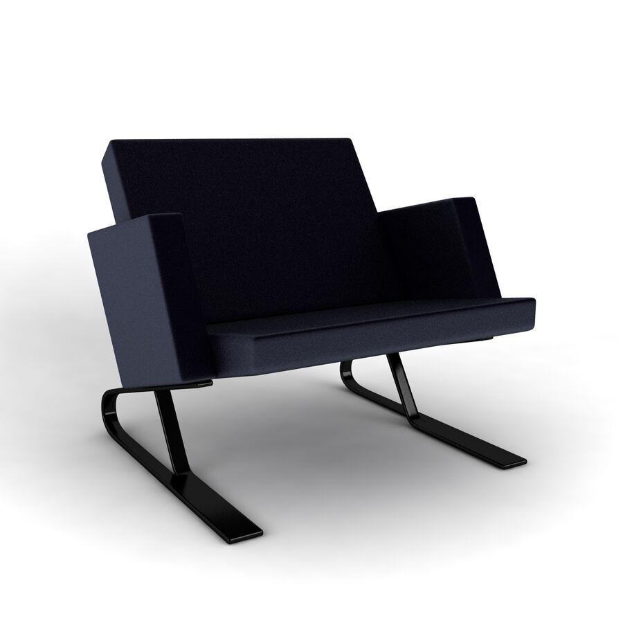 Collection de meubles royalty-free 3d model - Preview no. 35
