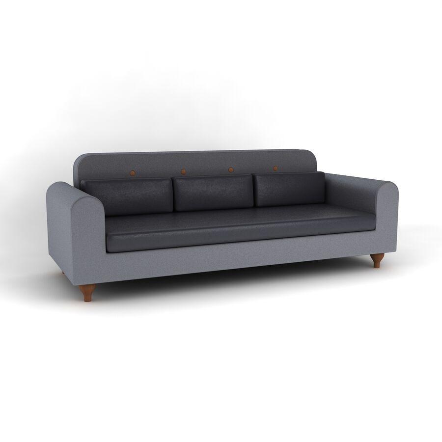 Collection de meubles royalty-free 3d model - Preview no. 181
