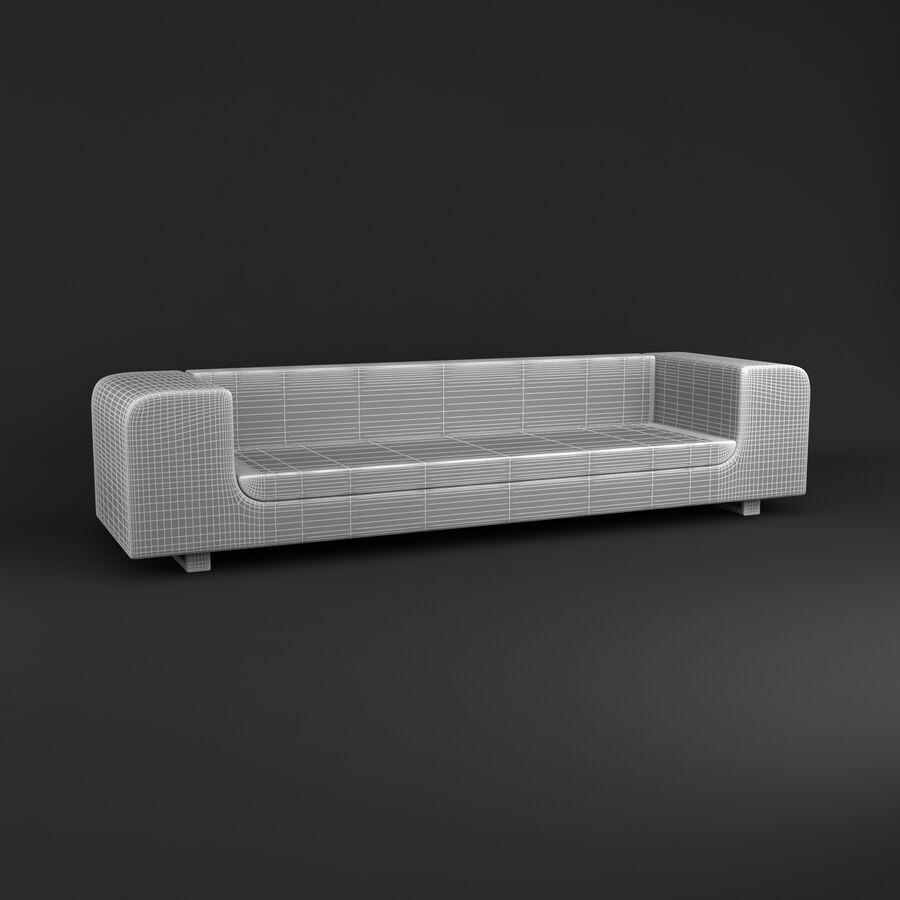 Collection de meubles royalty-free 3d model - Preview no. 190