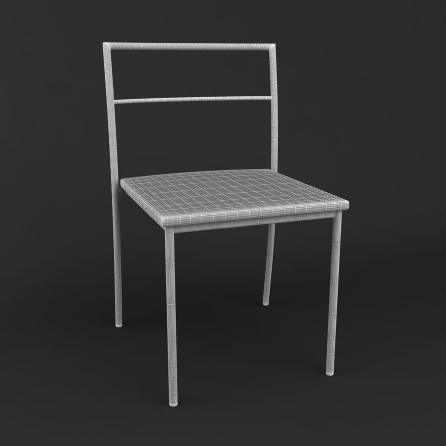 Collection de meubles royalty-free 3d model - Preview no. 149