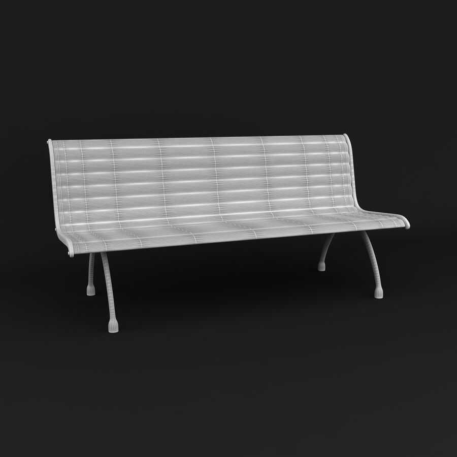 Collection de meubles royalty-free 3d model - Preview no. 95