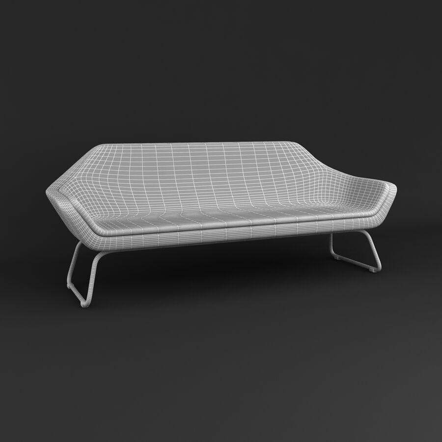 Collection de meubles royalty-free 3d model - Preview no. 197