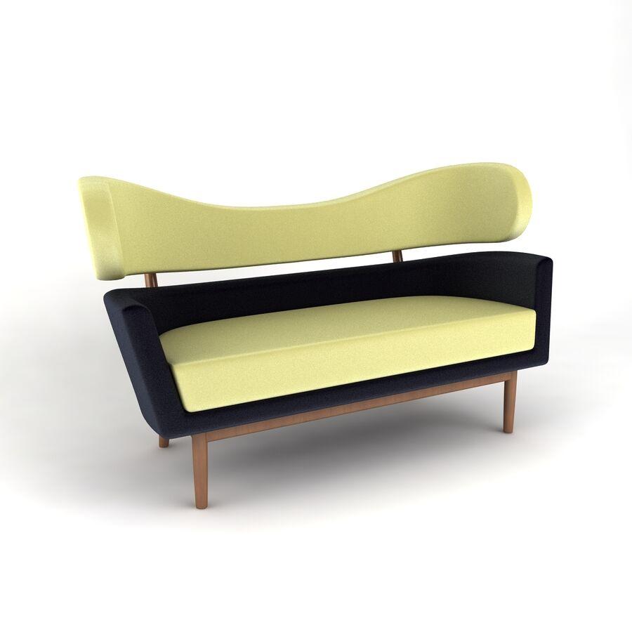 Collection de meubles royalty-free 3d model - Preview no. 151
