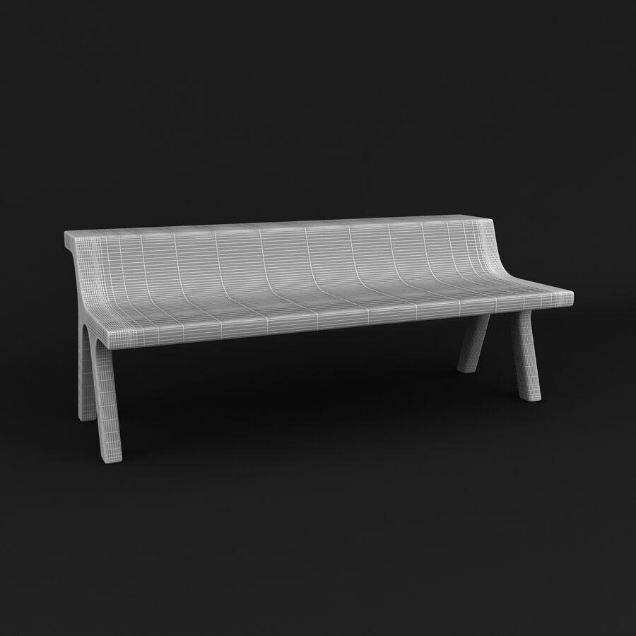 Collection de meubles royalty-free 3d model - Preview no. 93