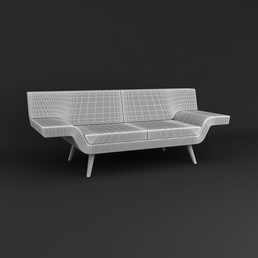 Collection de meubles royalty-free 3d model - Preview no. 193
