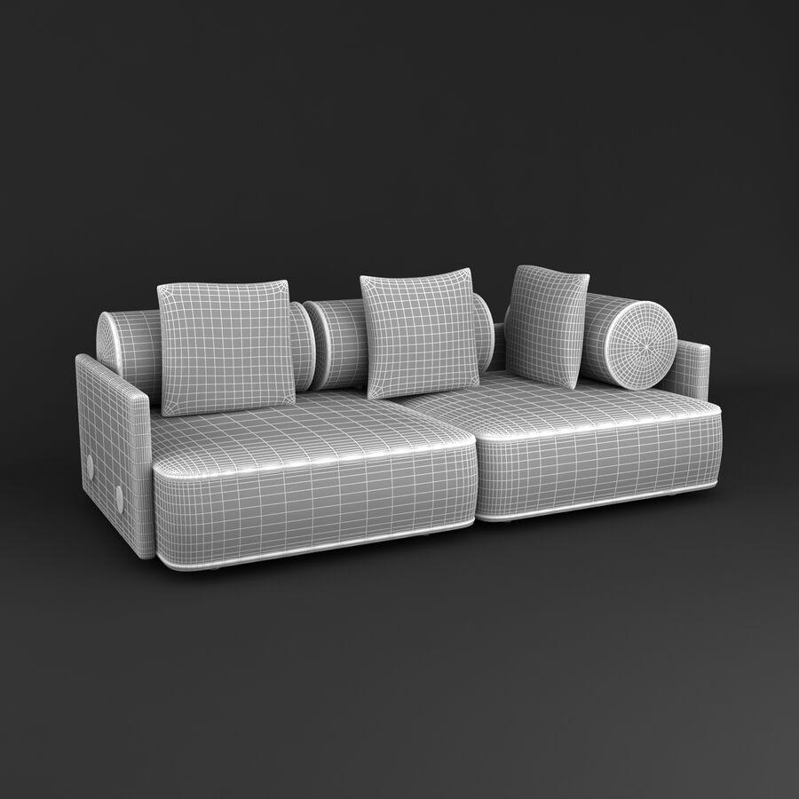 Collection de meubles royalty-free 3d model - Preview no. 184