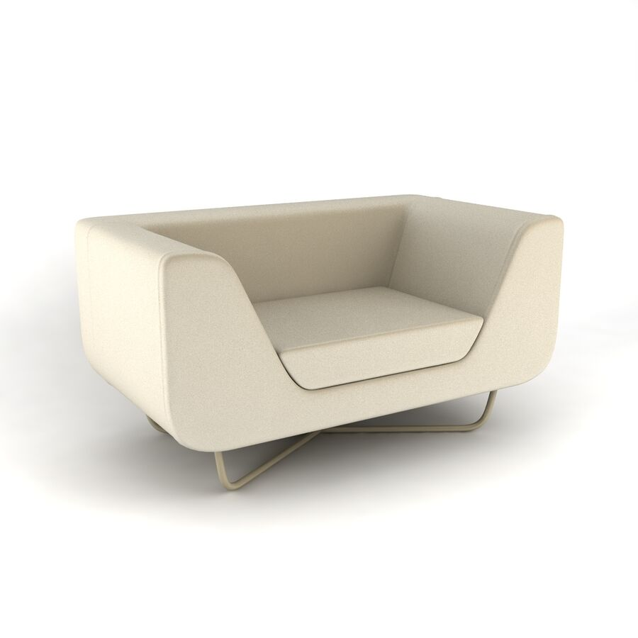 Collection de meubles royalty-free 3d model - Preview no. 25