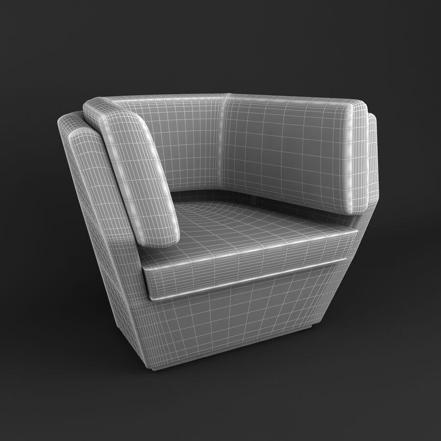 Collection de meubles royalty-free 3d model - Preview no. 40