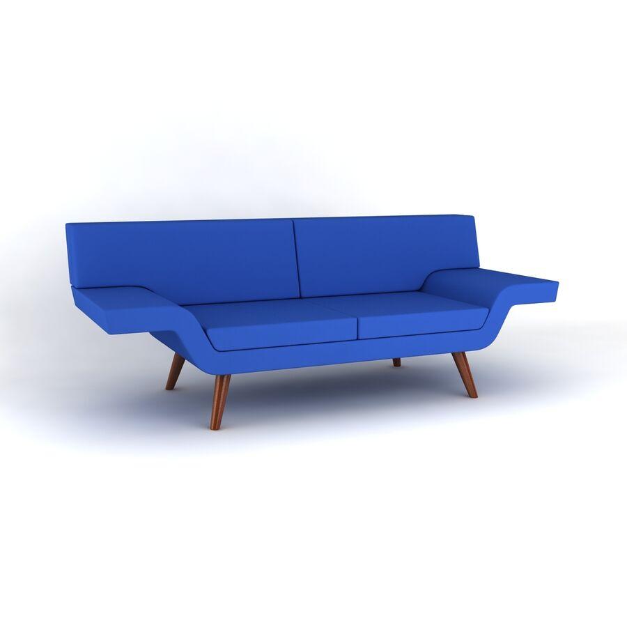 Collection de meubles royalty-free 3d model - Preview no. 171