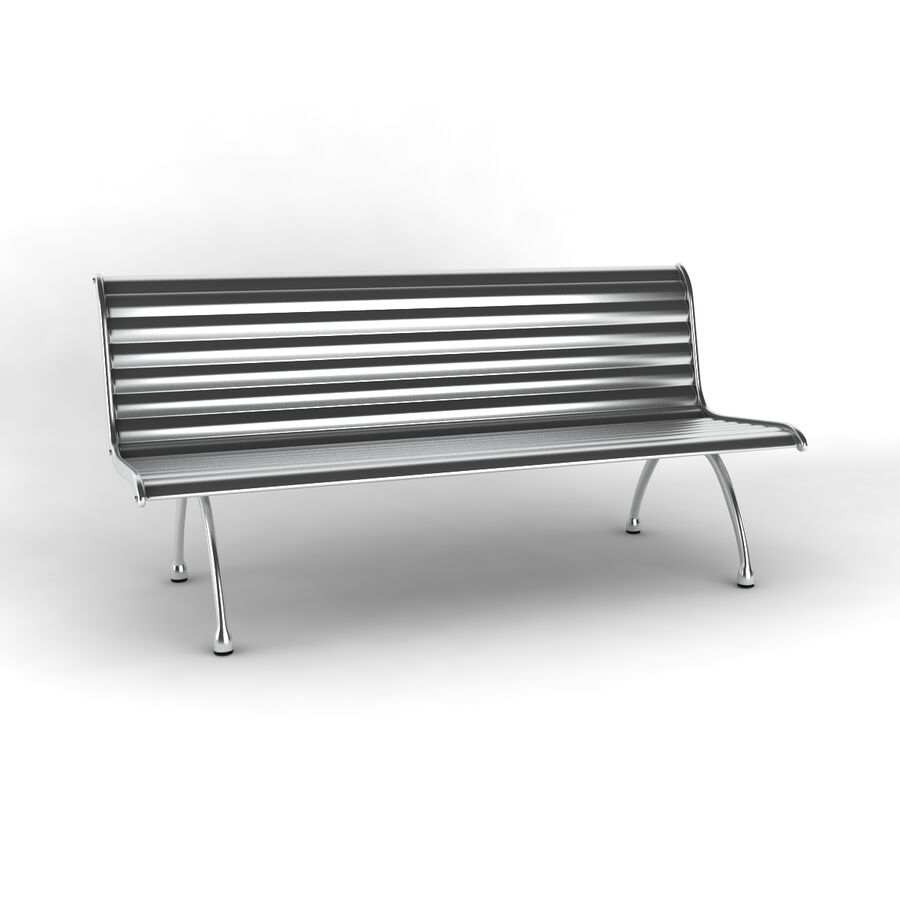 Collection de meubles royalty-free 3d model - Preview no. 69