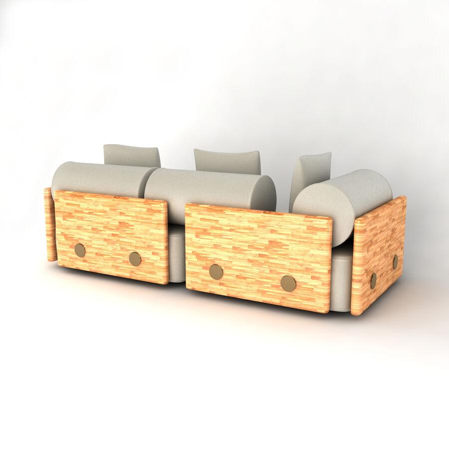 Collection de meubles royalty-free 3d model - Preview no. 154