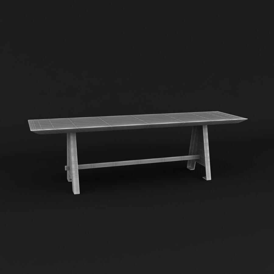 Collection de meubles royalty-free 3d model - Preview no. 99