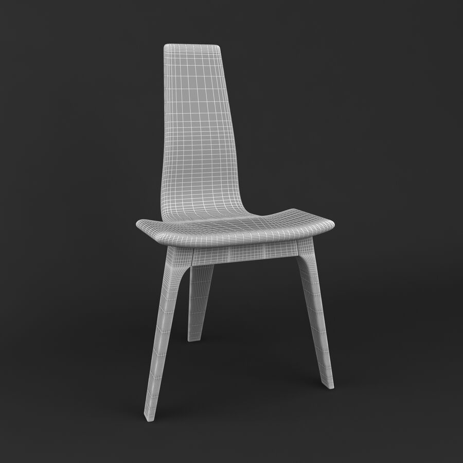 Collection de meubles royalty-free 3d model - Preview no. 141