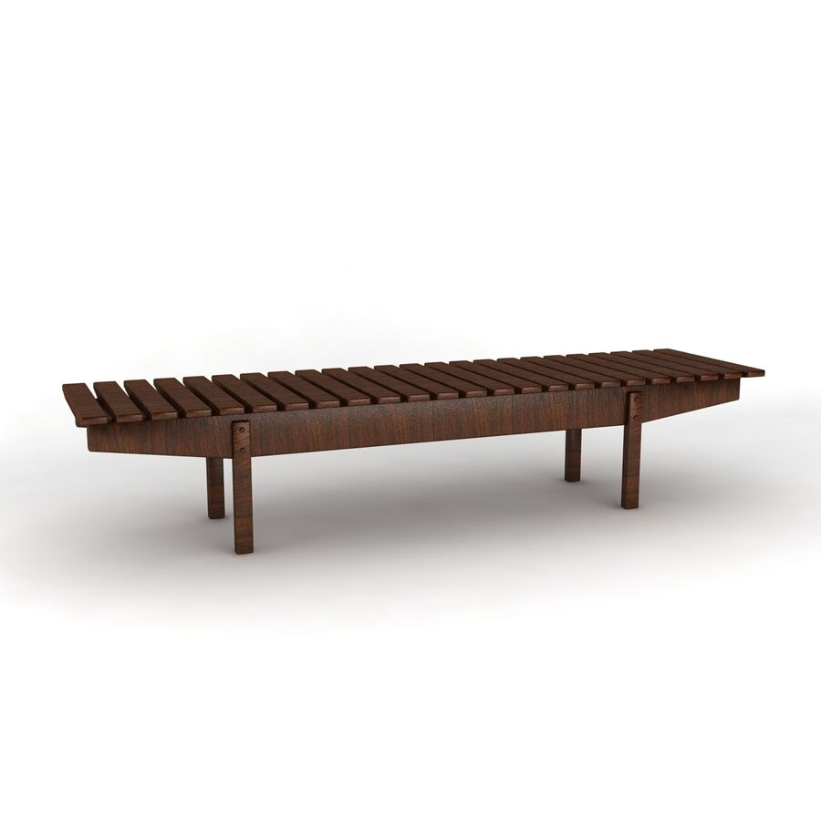 Collection de meubles royalty-free 3d model - Preview no. 59