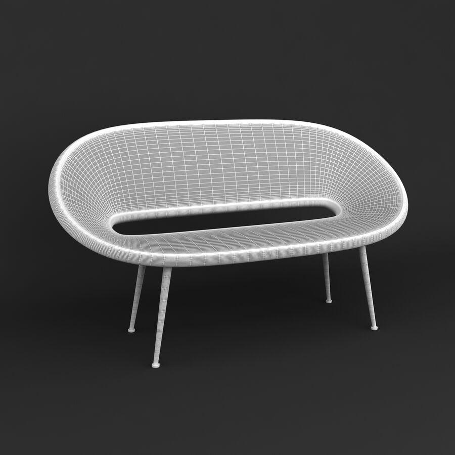 Collection de meubles royalty-free 3d model - Preview no. 189