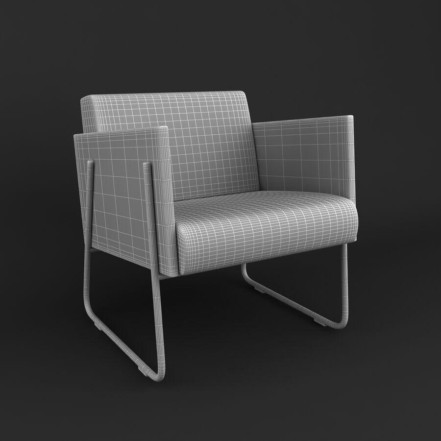 Collection de meubles royalty-free 3d model - Preview no. 45