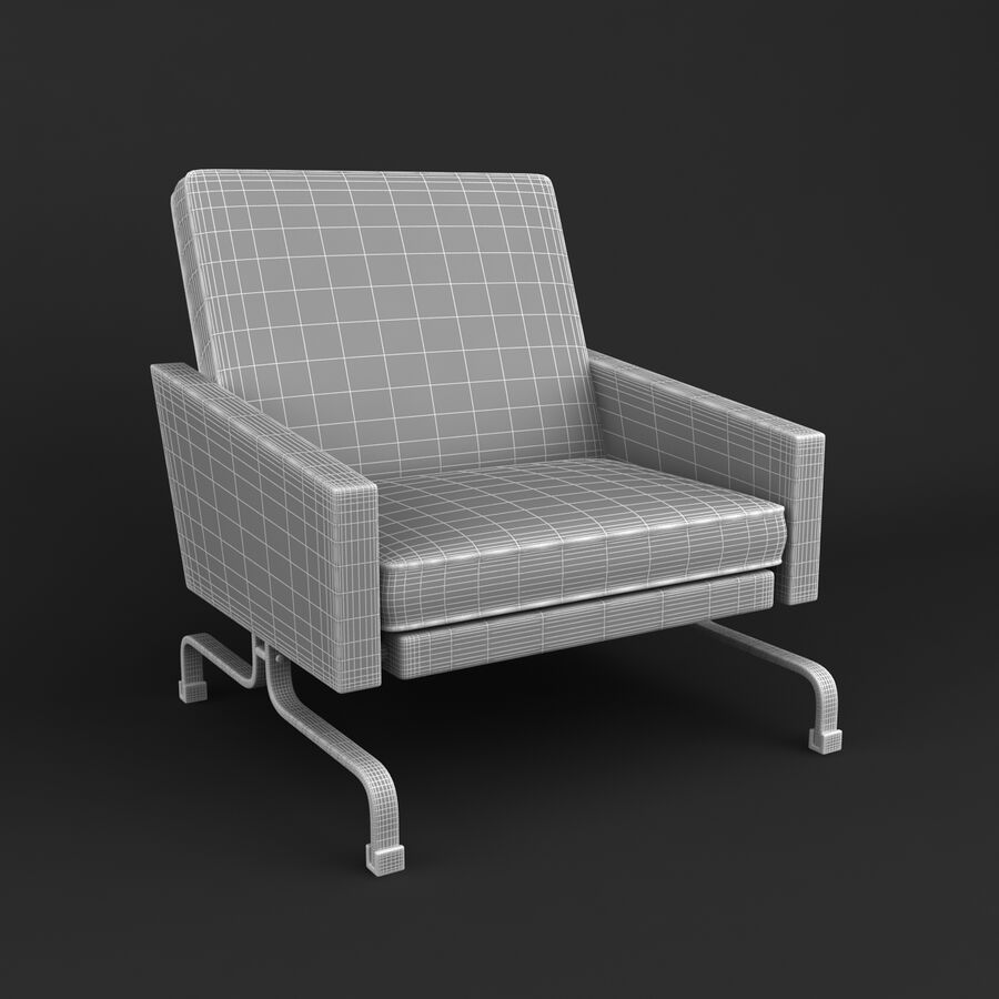 Collection de meubles royalty-free 3d model - Preview no. 53