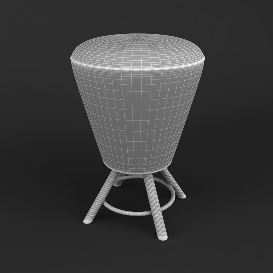Collection de meubles royalty-free 3d model - Preview no. 245