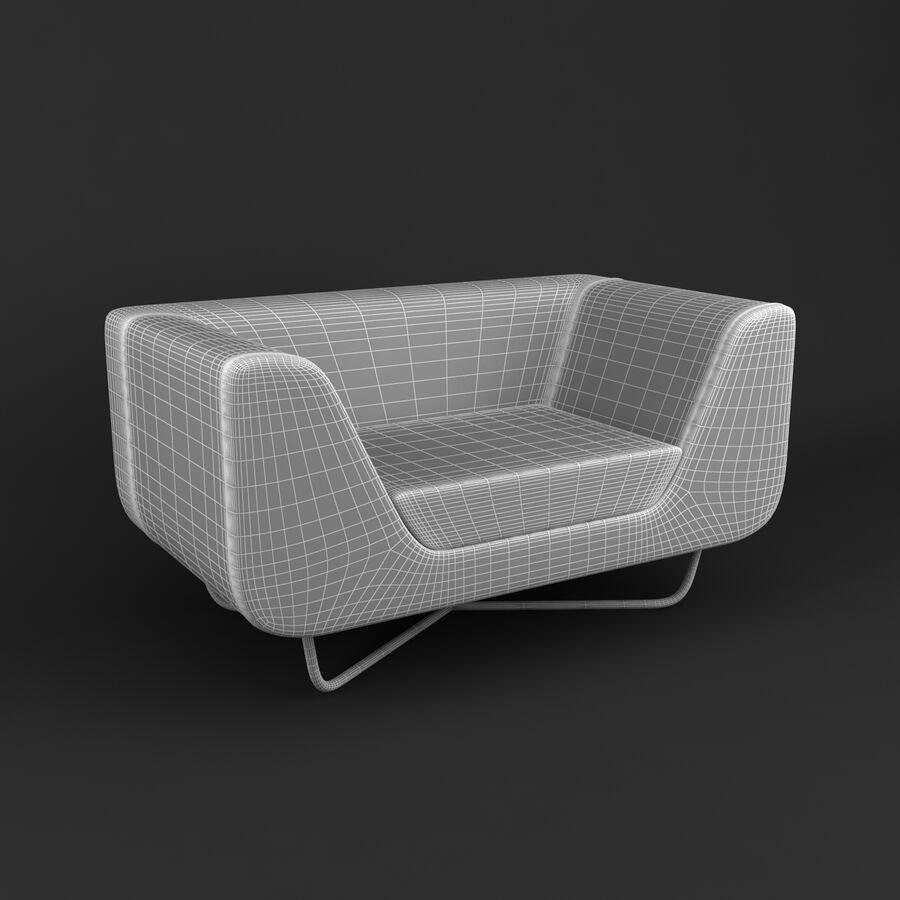 Collection de meubles royalty-free 3d model - Preview no. 52