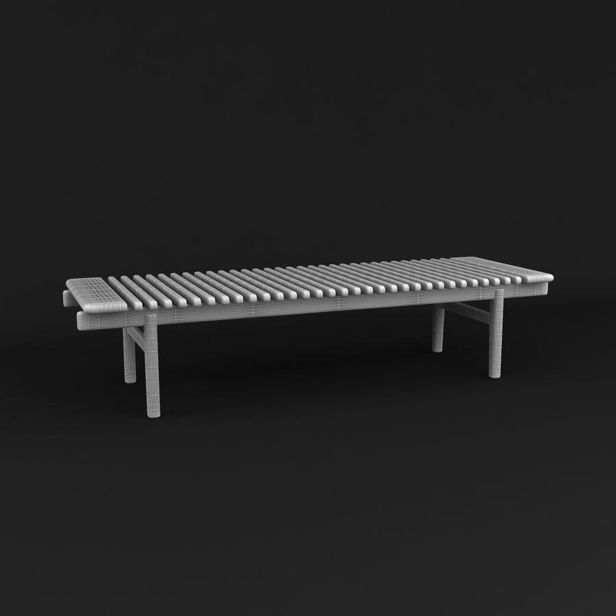 Collection de meubles royalty-free 3d model - Preview no. 101