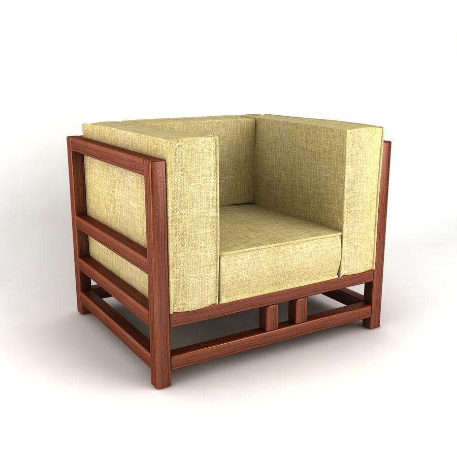 Collection de meubles royalty-free 3d model - Preview no. 9