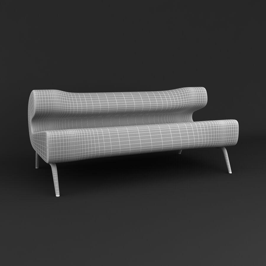 Collection de meubles royalty-free 3d model - Preview no. 194