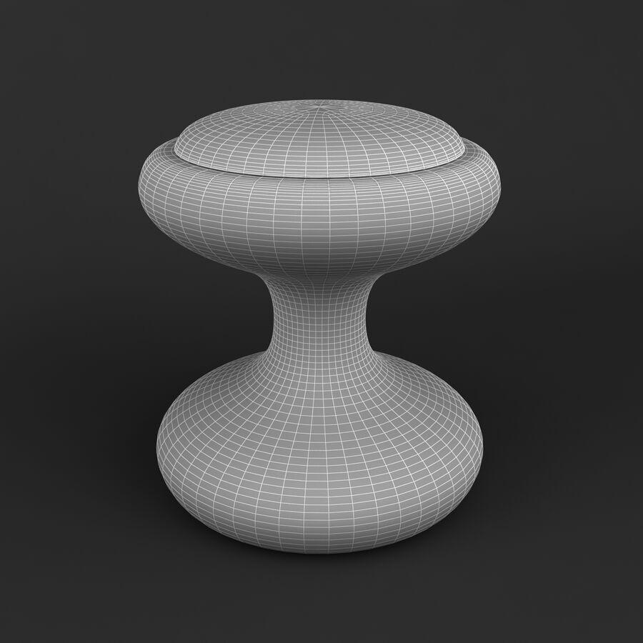 Collection de meubles royalty-free 3d model - Preview no. 236