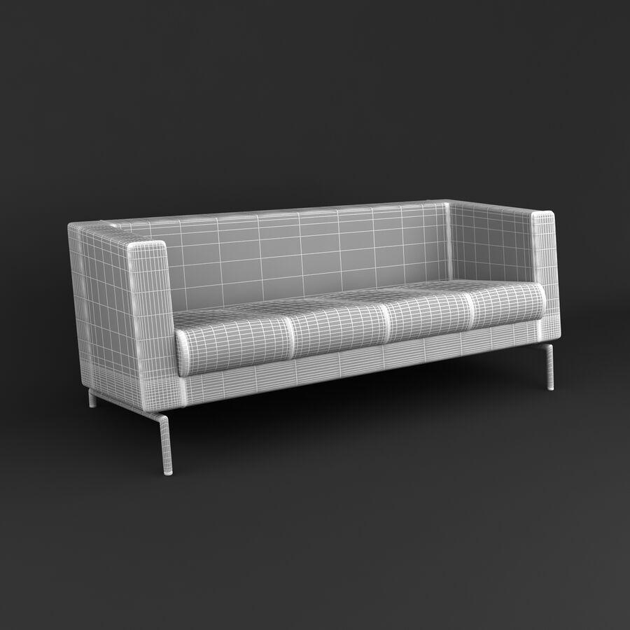 Collection de meubles royalty-free 3d model - Preview no. 186