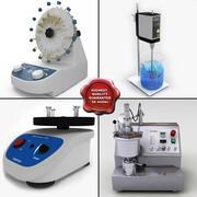 实验室混合器合集v2 3d model
