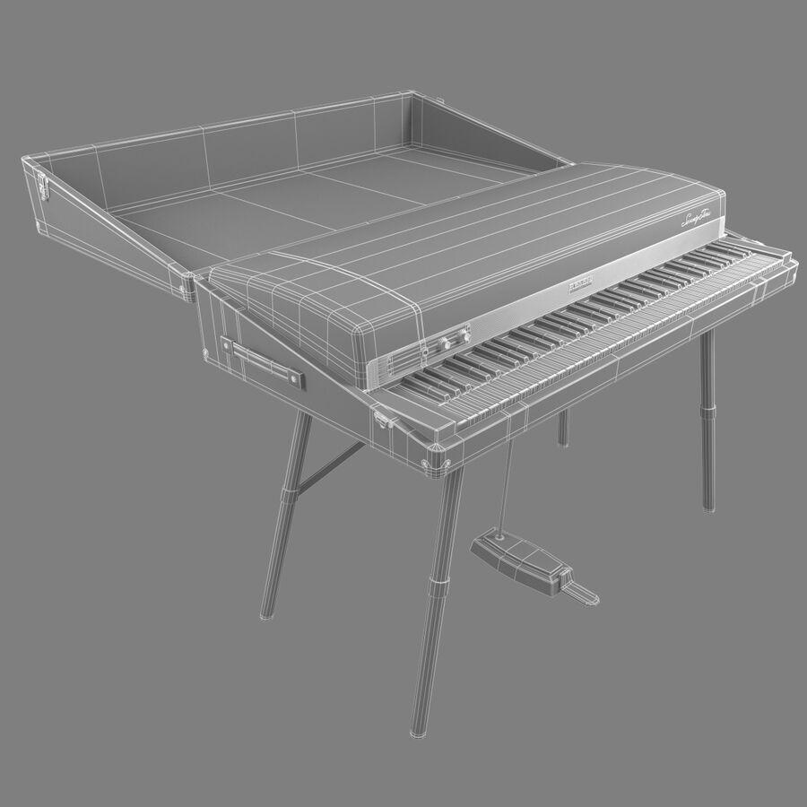 Instrumentsamling royalty-free 3d model - Preview no. 9