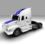 SemiTruck 3d model