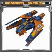 SciFi_WK6 modelo 3d