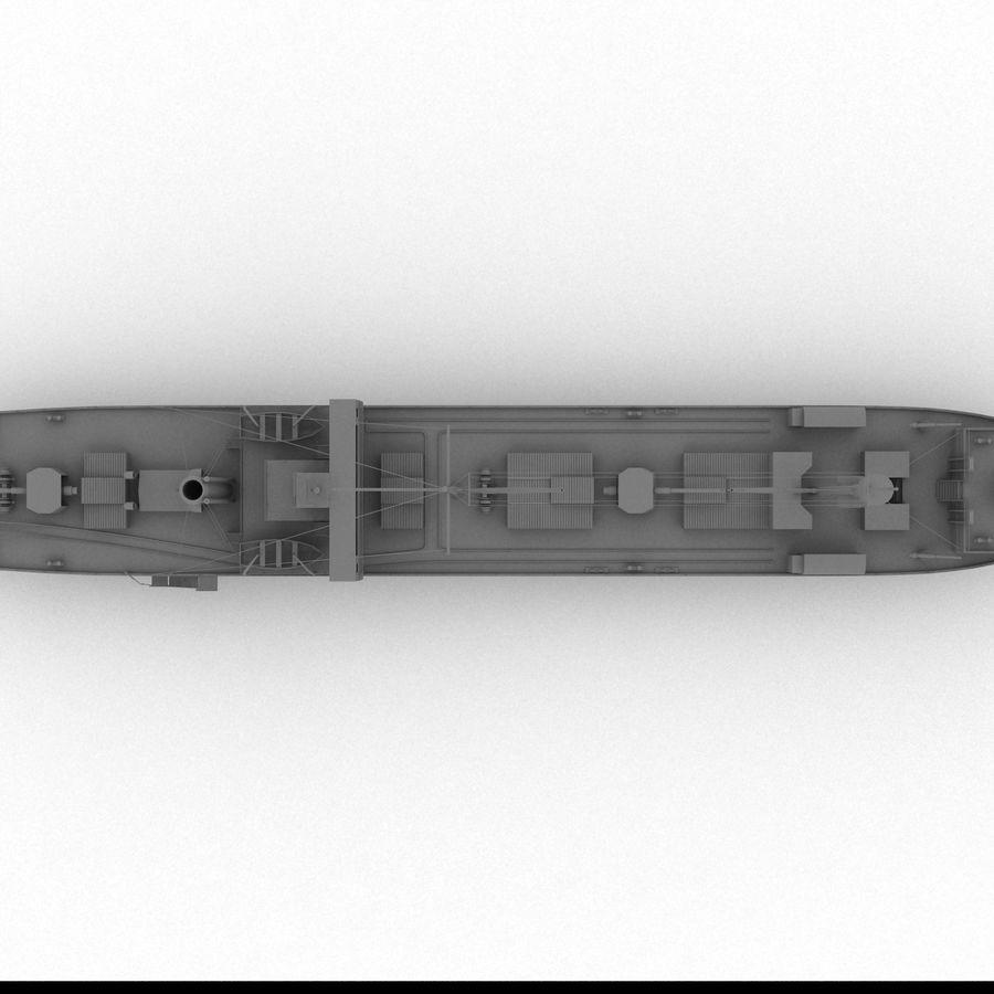 elpidifor-413 rosyjski statek royalty-free 3d model - Preview no. 11
