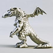 Dragon 3D Printable 3d model