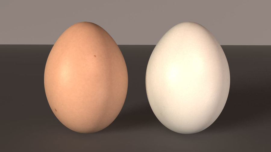 Huevos royalty-free modelo 3d - Preview no. 1