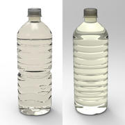 Waterfles 3d model