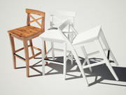 IKEA Ingolf 3d model