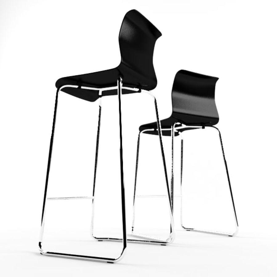 IKEA Glenn royalty-free 3d model - Preview no. 5