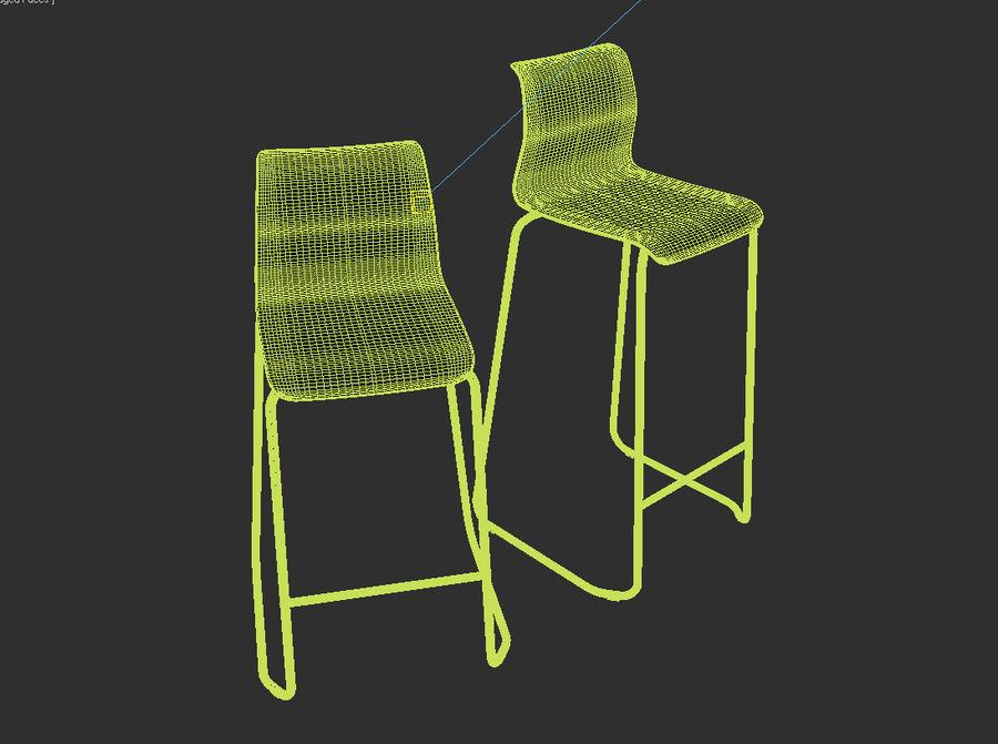 IKEA Glenn royalty-free 3d model - Preview no. 1