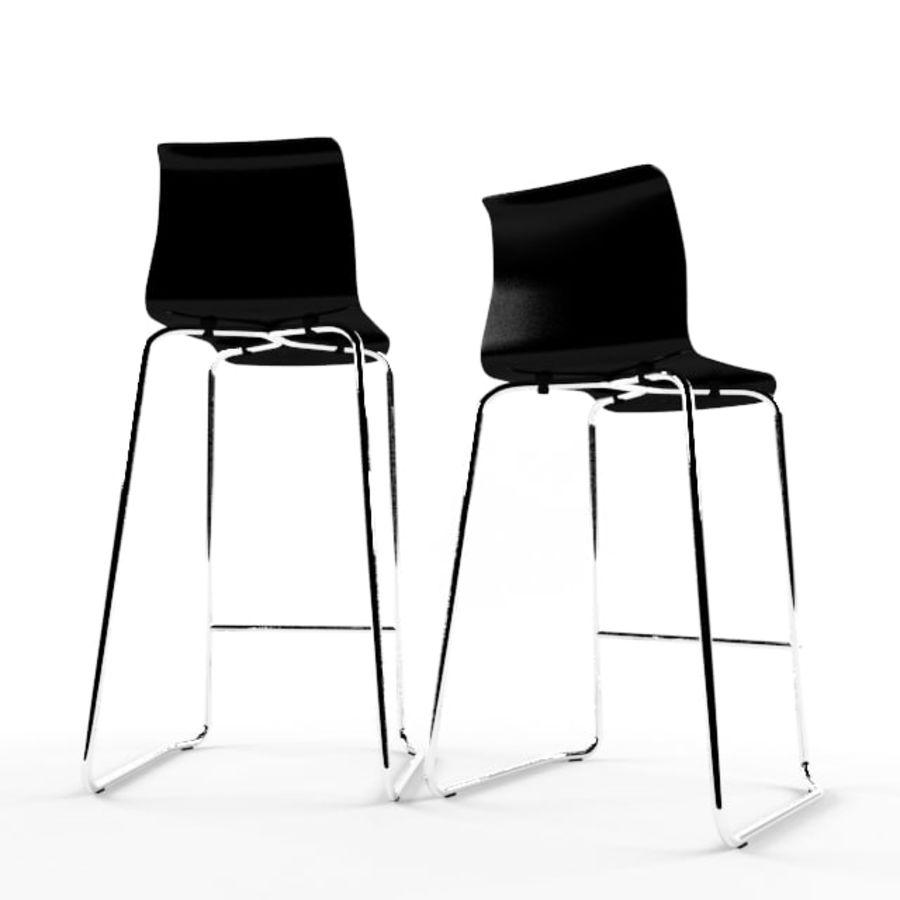 IKEA Glenn royalty-free 3d model - Preview no. 6