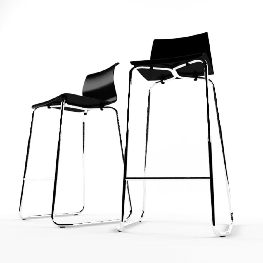 IKEA Glenn royalty-free 3d model - Preview no. 4