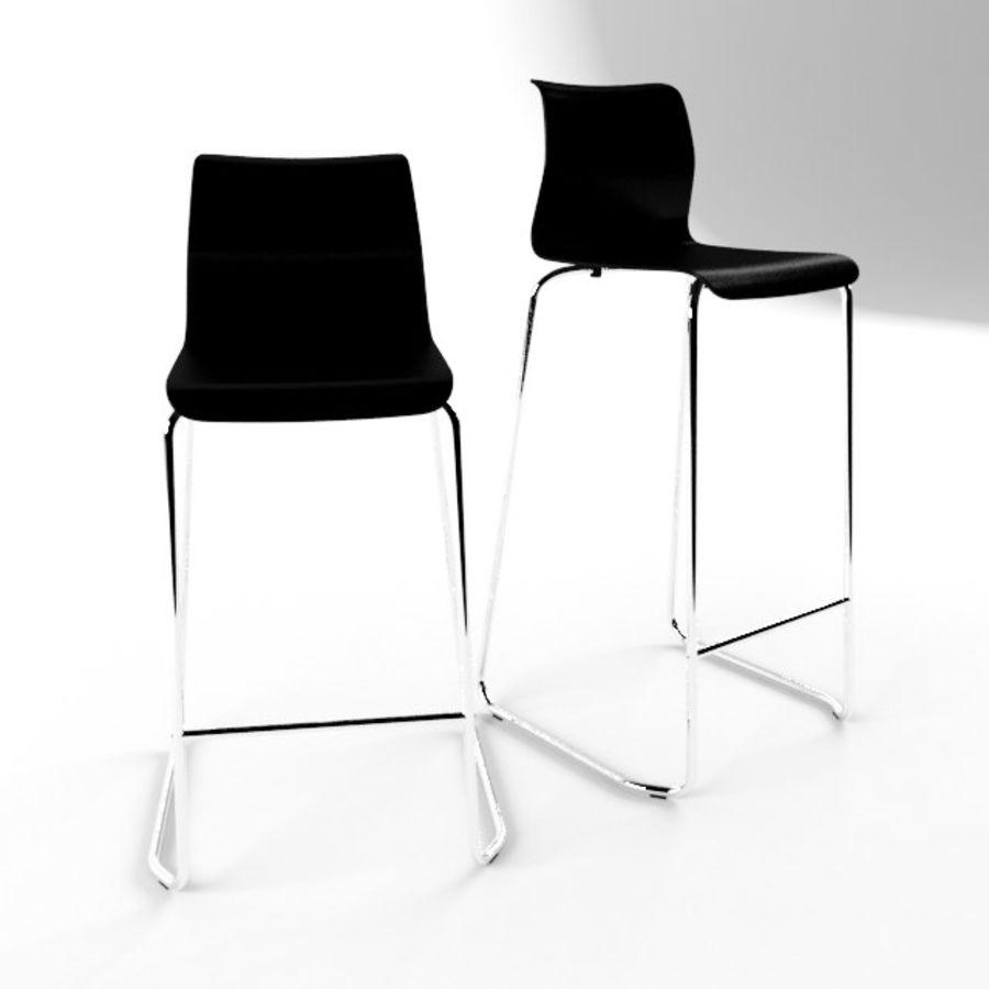 IKEA Glenn royalty-free 3d model - Preview no. 3