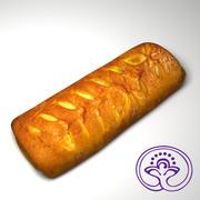 Kuchen 3d model