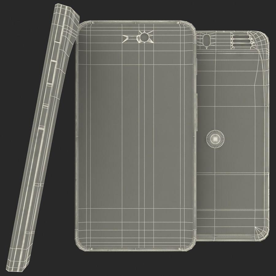 Motorola Atrix HD royalty-free 3d model - Preview no. 19