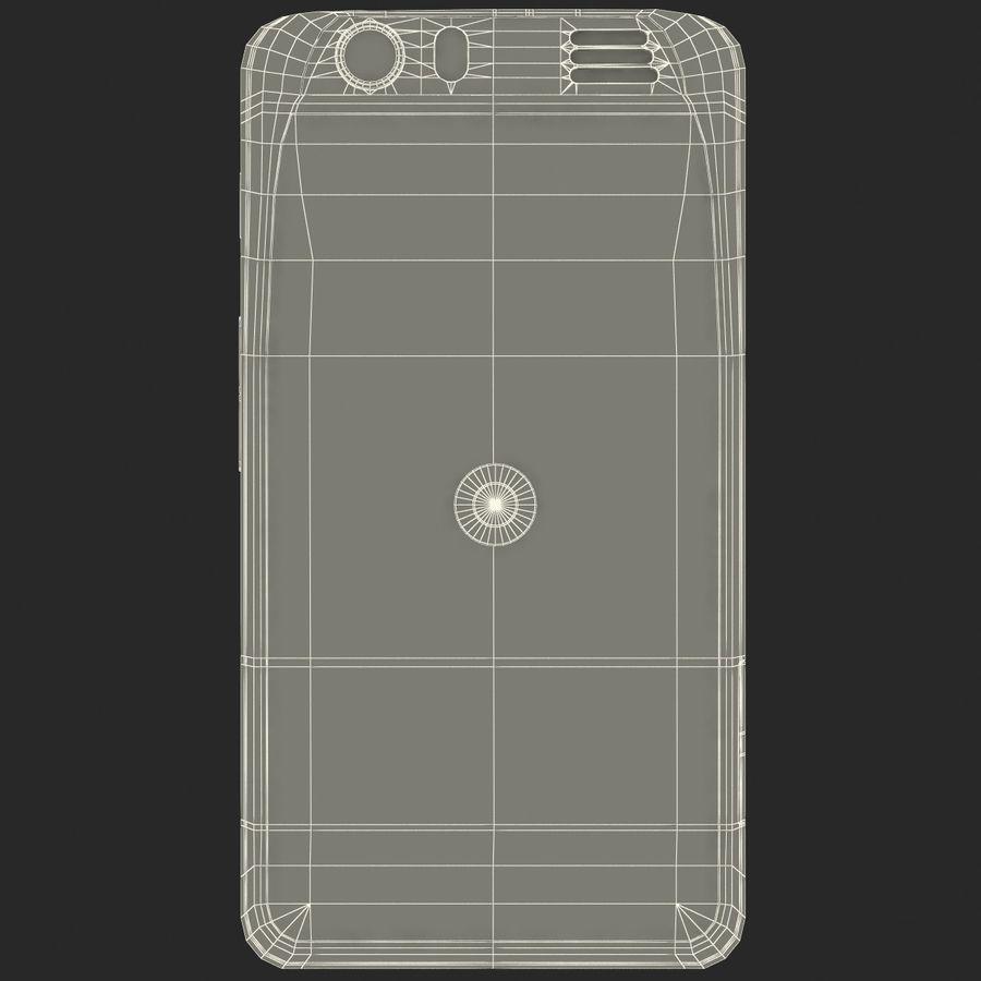 Motorola Atrix HD royalty-free 3d model - Preview no. 22