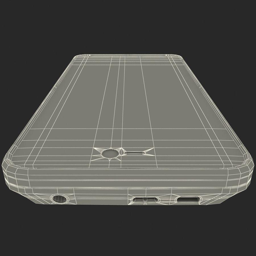 モトローラAtrix HD royalty-free 3d model - Preview no. 29